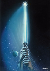 Fantasy Flight Sleeves - Lightsaber
