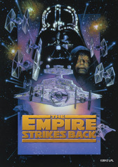 Fantasy Flight Sleeves - Empire Strikes Back