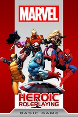 Marvel Heroic Roleplaying: Basic Game