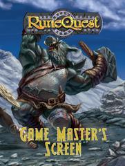 RuneQuest - Games Master's Screen