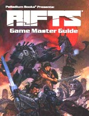 Rifts - Game Masters Guide