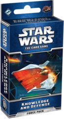 Star Wars : The Card Game - Knowledge and Defense