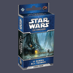 Star Wars : The Card Game - It Binds All Things