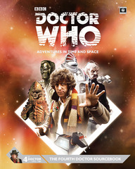 Doctor Who - Adventures in Time and Space 4th Doctor Sourcebook