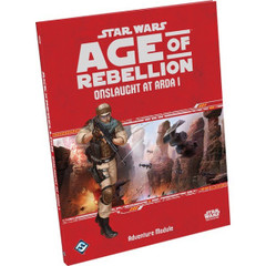 Star Wars - Age of Rebellion - Onslaught at Arda 1