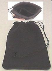 GHGG - 2 Pkt Fleece - Black