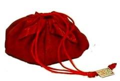 GBG Dice Bag - Mega Lutus - Cherry