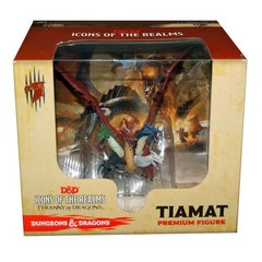 Icons of the Realms: Tyranny of Dragons -Tiamat