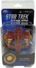 Star Trek Attack Wing - Fina Prime Vidiian Starship Expansion