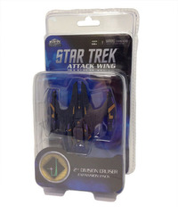 Star Trek Attack Wing - 2nd Division Cruiser