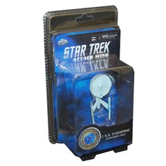 Star Trek Attack Wing - Re-Fit - U.S.S. Enterprise