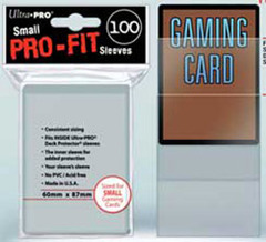 Ultra Pro - Pro-Fit Small size 100ct
