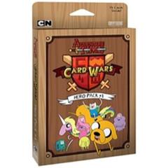 Adventure Time - Card Wars - Hero Pack #1