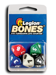 Legion Bones - D10 Turndown Life Counters