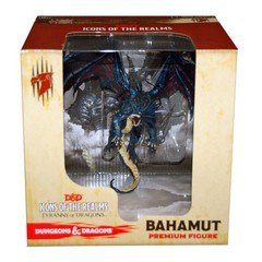 Attack Wing: Dungeons and Dragons Bahamut Premium Figure Expansion Pack