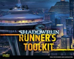 Shadowrun - Runner's Toolkit