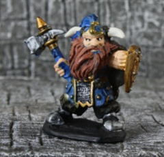 Reaper - Legendary Encounters Dwarf Warrior