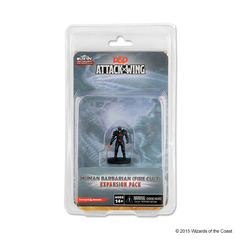 Attack Wing: Dungeons and Dragons Wave Nine Human Barbarian Expansion Pack
