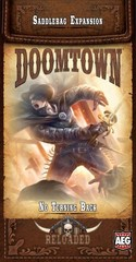 Doomtown: Reloaded - Saddle Bag Expansion 5 - No Turning Back