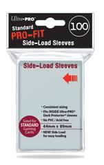 Ultra Pro - 100 ct PRO-Fit Standard Side Load Deck Protectors
