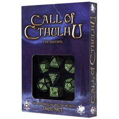 Call of Cthulhu - 7th Edition RPG Dice Set