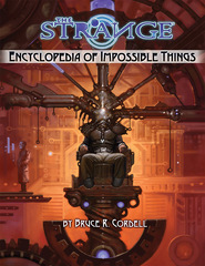 The Strange - Encyclopedia of Impossible Things