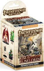 Pathfinder Battles - Rise of the Runelords Booster