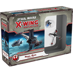 Star Wars: X-Wing Miniatures Game  Rebel Aces Expansion Pack