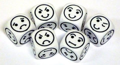 Chessex - Smiley Dice