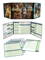 Fantasy Age - Game Master's Kit