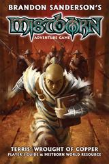 Mistborn - Terris: Wrought of Copper