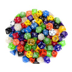 Wiz Dice - Loose D12 D20
