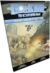 Atomic Robo - Majestic 12