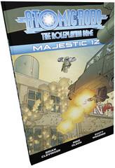 Atomic Robo - Majestic 12