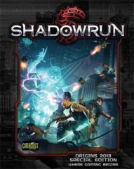 Shadowrun 5th - Core