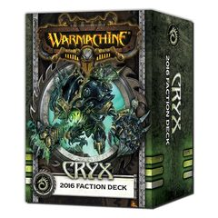 CRYX - FACTION DECK (MK III)