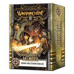 PROTECTORATE OF MENOTH - FACTION DECK (MK III)
