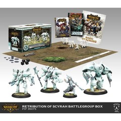 RETRIBUTION OF SCYRAH - BATTLEGROUP STARTER (MK III)