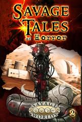 Savage Tales of Horror - Vol. 2