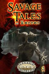 Savage Tales of Horror - Vol. 3