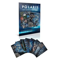 Polaris RPG: Location Map Folio