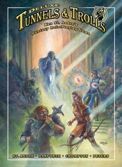 Deluxe Tunnels & Trolls - Softcover