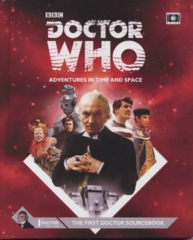 Doctor Who - Adventures in Time and Space 1st Doctor Sourcebook