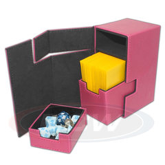 BCW Deck Locker - LX - Pink
