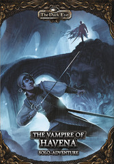 The Dark Eye RPG - Vampire of Havena