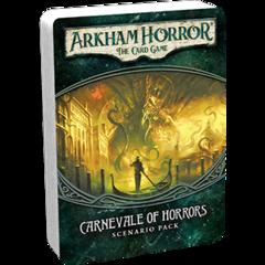 Arkham Horror LCG: Carnevale of Horrors Scenario Pack