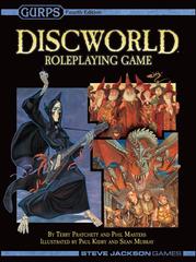 Discworld 2nd Ed. Hardback