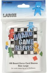 Asmodee  - Large Board Game Sleeves 59x92mm (100)
