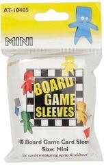 Asmodee  - Mini Board Game Sleeves 41x63mm (100)