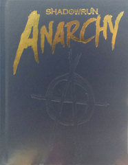 Shadowrun 5th - Anarchy LE